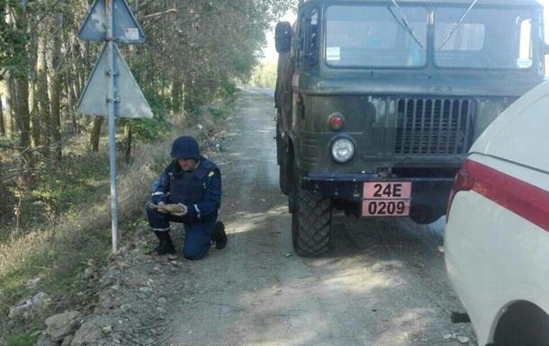 На кордоні з Молдовою знайшли міну часів Другої світової