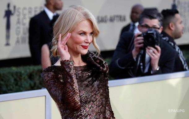 Актрисе Николь Кидман присудили почетную кинопремию