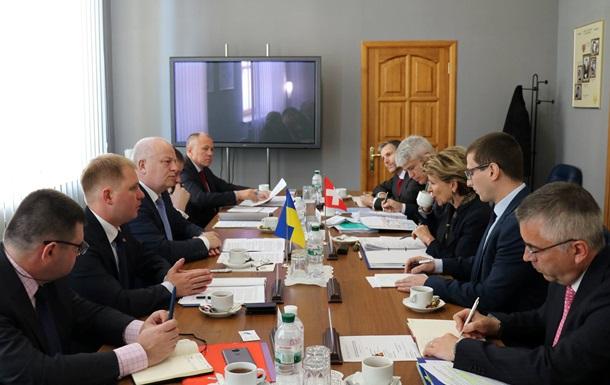 Инвестиции Швейцарии в Украину превысили $1,5 млрд