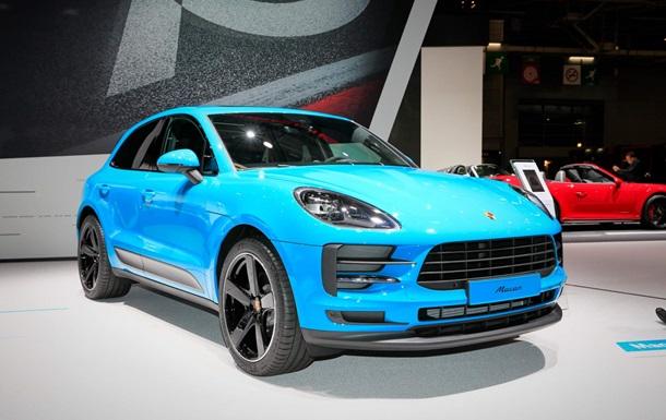 Обновленный Porsche Macan официально представили