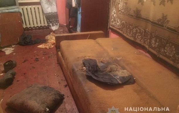 В Киевской области мужчину облили горючей смесью и подожгли