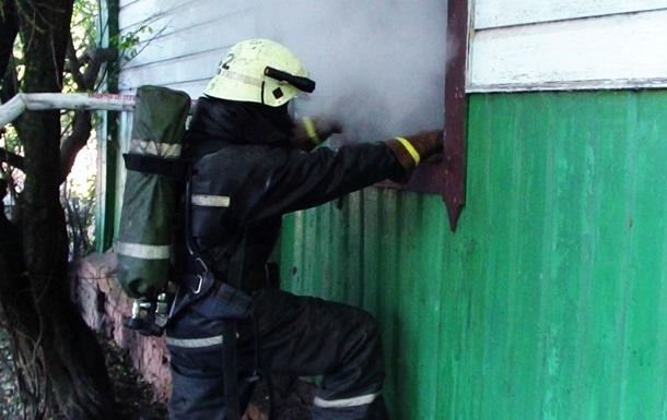 У Сумській області в пожежі загинув чоловік