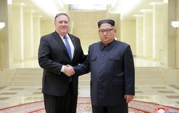 Глава Держдепу відвідає Північну Корею