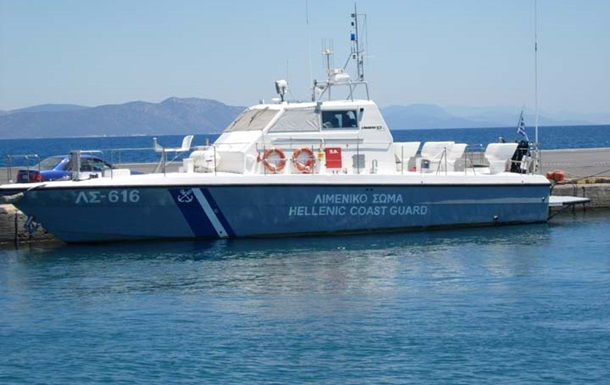 Уберегов Греции задержали судно смигрантами под флагом Украинского государства