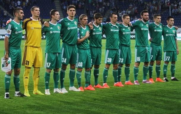 Ворскла Спортинг смотреть онлайн матч Лиги Европы
