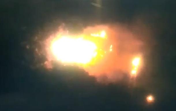 З явилося відео знищення позиції сепаратистів
