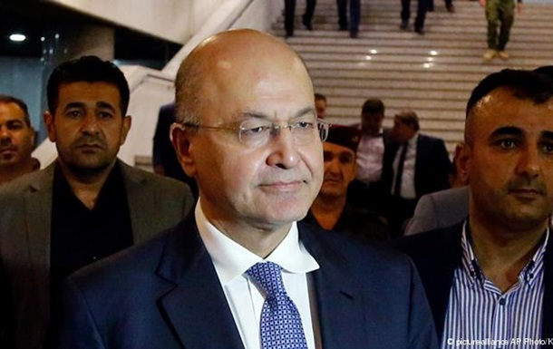 В Іраку обрали нового президента