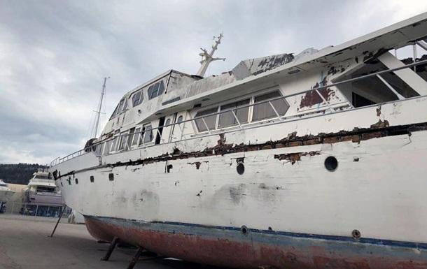 У Чорногорії виставили на продаж яхту югославського диктатора Тіто