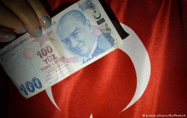Інфляція у Туреччині досягла 15-річного максимуму