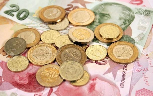 В Турции зафиксирован крупнейший рост инфляции за 15 лет