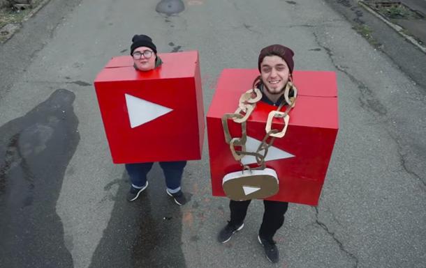 Пародія на пародію стала хітом YouTube