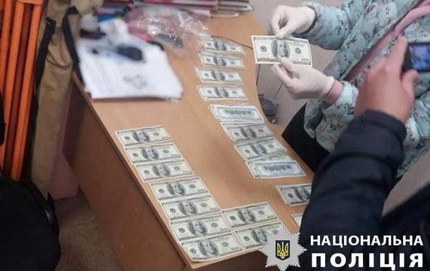 У Харкові за ділянку землі чиновник зажадав $24 тисячі