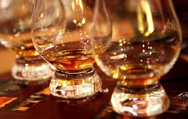 У Шотландії продали пляшку віскі за рекордні $1,1 млн