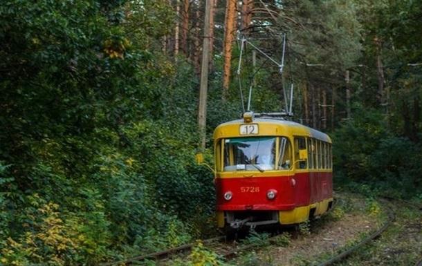 Трамвай №12 в Києві тимчасово змінить рух