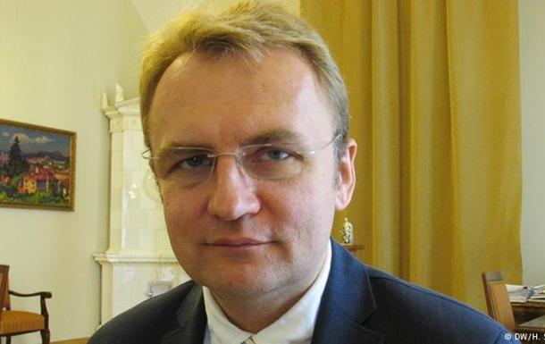Мер Львова Андрій Садовий заявив, що йде в президенти