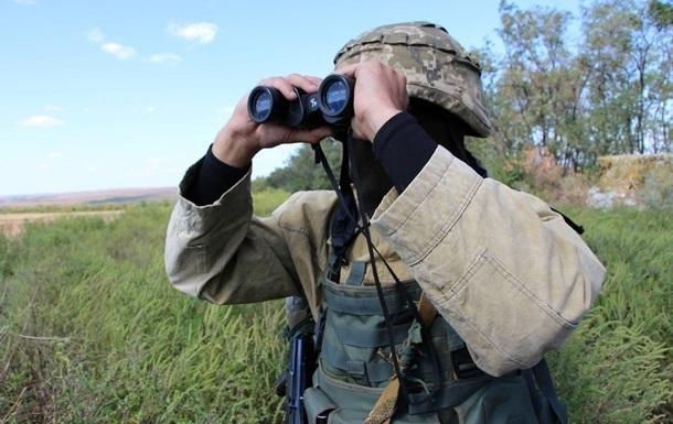 ООС: сепаратисты применили запрещенное вооружение