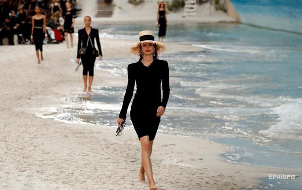 В Париже закончилась неделя моды Fashion Week 2018