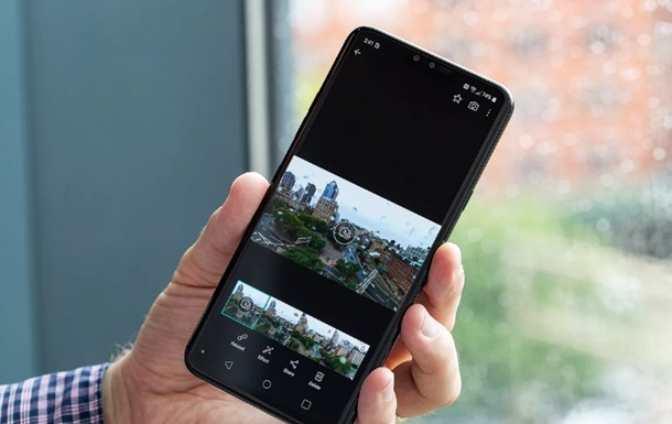 LG представила фагман V40 ThinQ с пятью камерами
