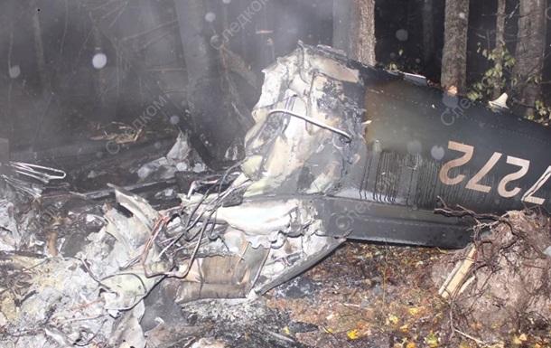 У Росії при падінні вертольота загинув заступник генпрокурора