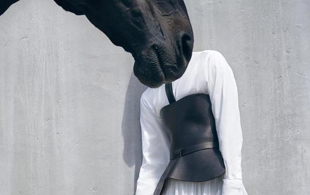 Дженнифер Лоуренс с лошадью снялась для Dior