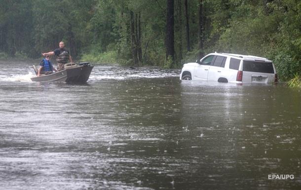 У США наблизилася до 50 кількість жертв урагану Флоренс