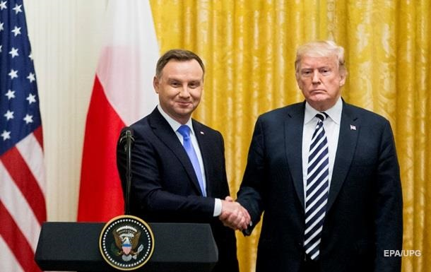 Вопрос о базе США в Польше уже решен - Дуда