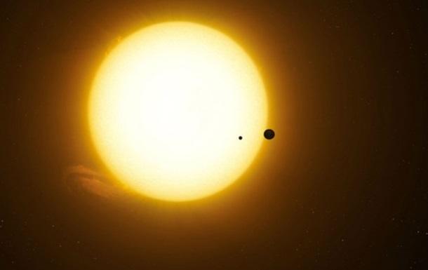 Найдена первая луна вне Солнечной системы