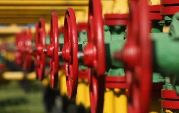 В Украине растет потребление газа