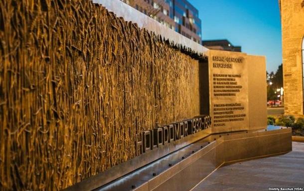 Сенат США визнав Голодомор в Україні геноцидом