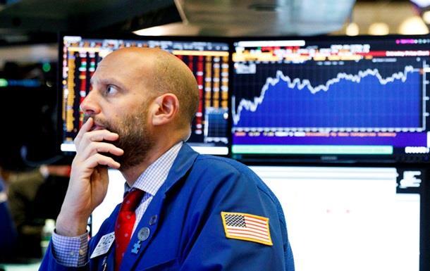 Уолл-стрит откроется вминусе из-за роста доходности гособлигаций США