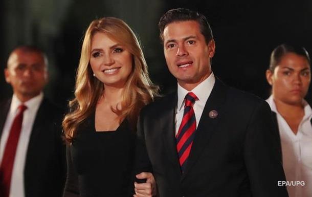 Президент Мексики разводится с женой − СМИ