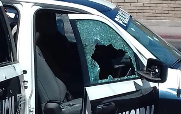 У Мексиці біля школи сталася стрілянина, загинули п ять поліцейських