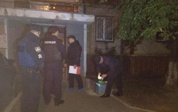 В Киеве произошла стрельба в многоэтажке