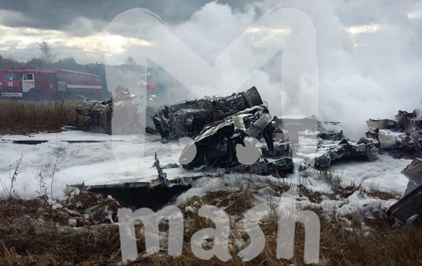 У Росії розбився винищувач МіГ-29 - ЗМІ