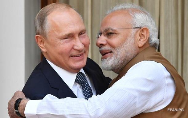 РФ и Индия подписали контракт на поставку С-400