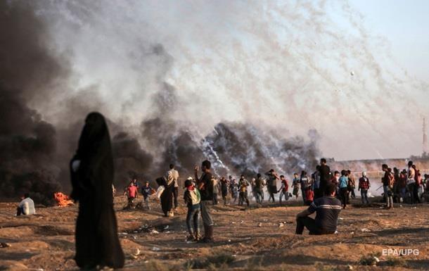 Майже 400 палестинців постраждали в зіткненнях з армією Ізраїлю