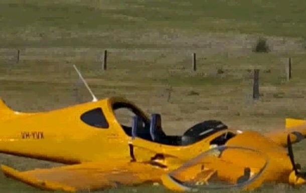 Самолет разбился в Австралии