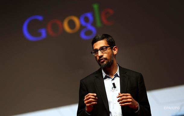 Глава Google таємно відвідав Пентагон - ЗМІ