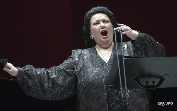 Скончалась оперная эстрадная певица Монсеррат Кабалье