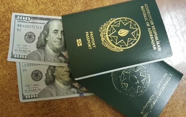 Двоє азербайджанців намагалися потрапити в Україну за 200 доларів
