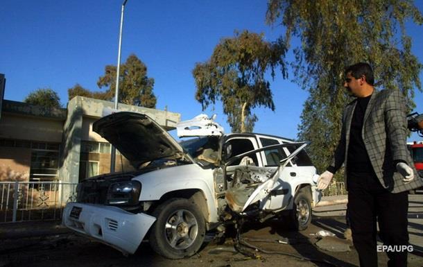 В Іраку сталися два теракти, є жертви