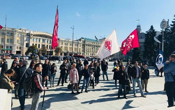 У Харкові пройшов марш за право носити зброю