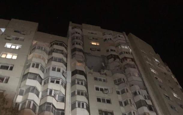 В жилом доме Кишинева прогремел взрыв, есть жертвы