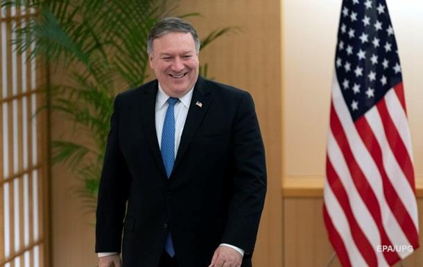 Госсекретарь США вылетел в Северную Корею