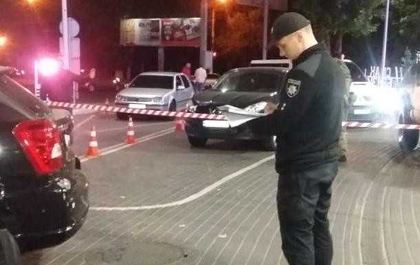 В Одесі розстріляли автомобіль