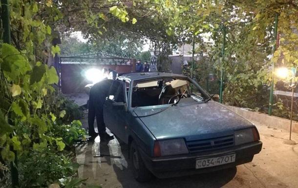 Под Одессой подорвали авто чиновницы