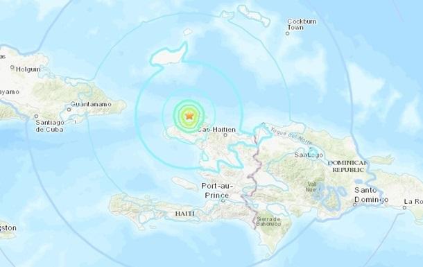 Під час землетрусу на Гаїті постраждали 135 осіб