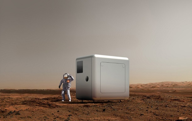 Xiaomi представила прототип марсіанського будинку