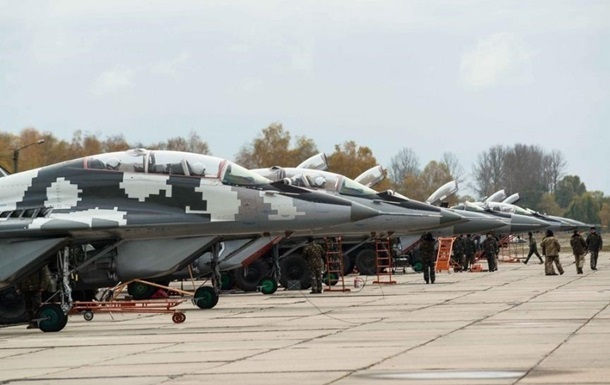 В Украине стартуют крупнейшие в истории авиаучения