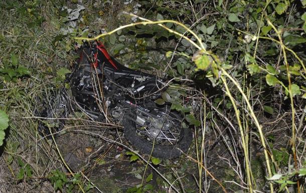 На Волыни погибли два мотоциклиста